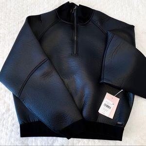 NWT Avec Les Filles Pullover Jacket